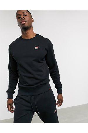 New Balance – sweatshirt med liten logga