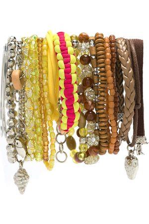AMIR SLAMA Kvinna Armband - Set med armband