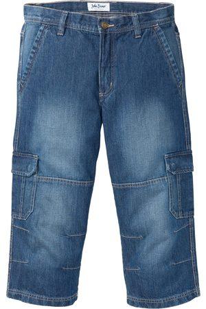 bonprix 3/4-jeans, normal passform, raka ben
