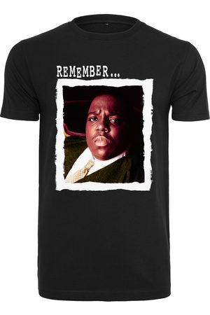 Mister Tee T-shirt 'Notorious Big Remember