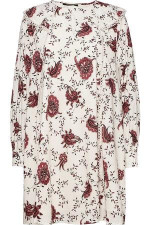 Bruuns Bazaar Aster Oceane Dress Kort Klänning Vit