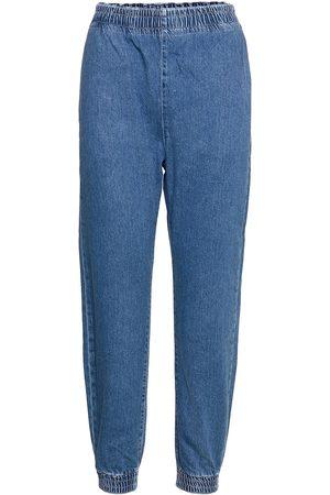 Mango Gabriela-I Raka Jeans Blå