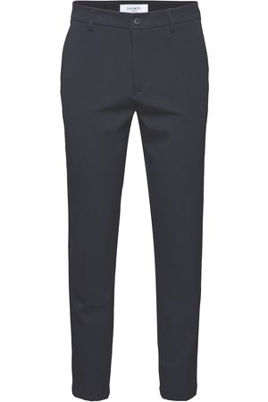 Les Deux Man Dressade byxor - Como Reg Suit Pants Kostymbyxor Formella Byxor