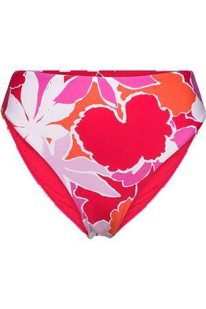 Seafolly High Rise Bikinitrosa Rosa