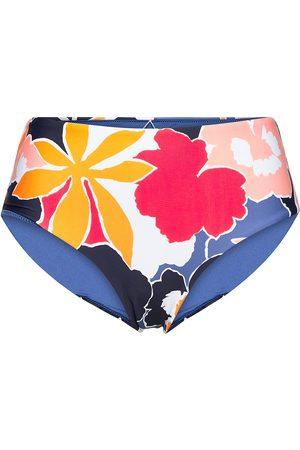 Seafolly Kvinna Bikinis - Wide Side Retro Bikinitrosa Multi/mönstrad