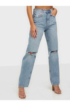 Gina Tricot 90s high waist jeans High waisted jeans