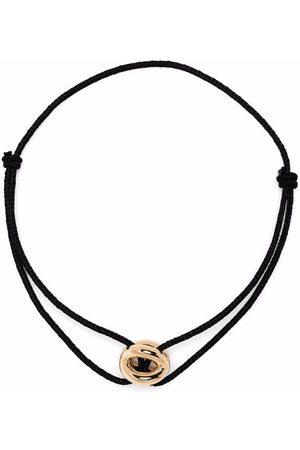 Le Gramme Armband - 18kt yellow gold 3g polished entrelacs cord bracelet