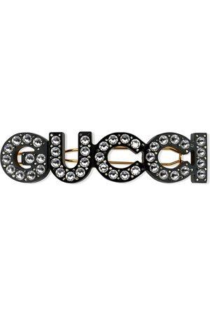Gucci Kvinna Håraccessoarer - Strassprytt hårspänne