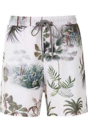 Lygia & Nanny GIl mönstrade shorts