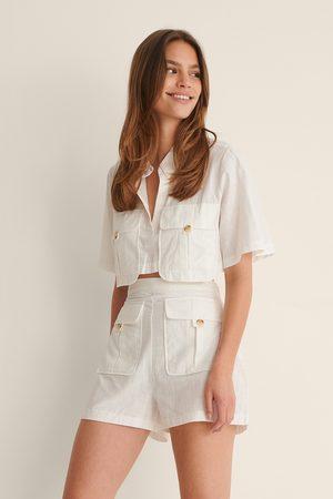 Trendyol Kvinna Strandkläder - Pocket Detail Set