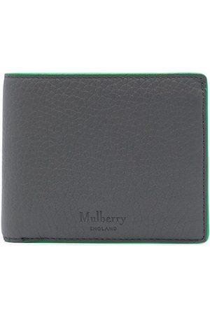 Mulberry Man Plånböcker - Dubbelvikt plånbok med kontrasterande foder