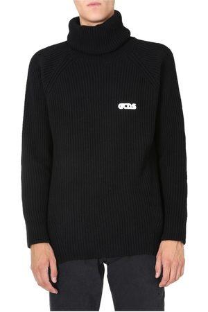 Gcds Man Stickade tröjor - Turtleneck Sweater