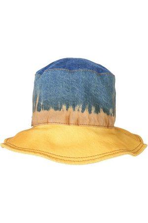 Alberta Ferretti Bucket HAT With TIE DYE Print