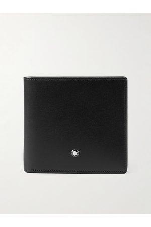 Mont Blanc Man Plånböcker - Meisterstück Leather Billfold Wallet