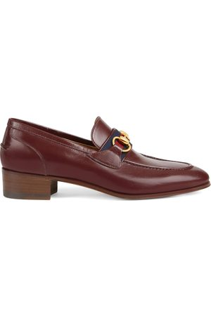 Gucci Loafer with Horsebit and Web