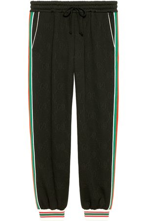 Gucci GG jacquard jersey jogging trousers