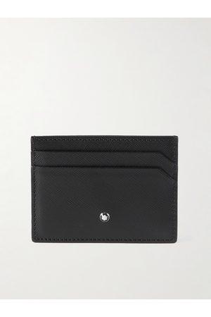 Mont Blanc Man Plånböcker - Full-Grain Leather Cardholder