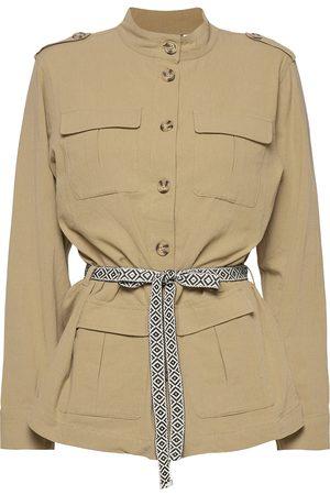 Saint Tropez Kvinna Jackor - Milasz Jacket Outerwear Jackets Utility Jackets