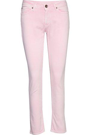Garcia Kvinna Slim - Rachelle Ladies Pants L.28 Skinny Jeans Rosa