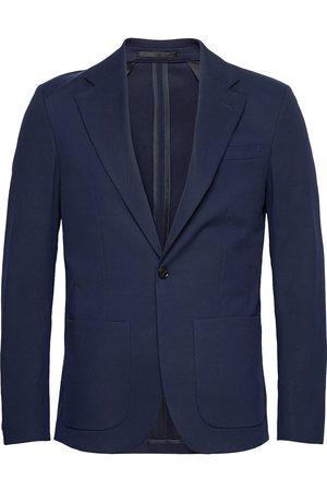 Filippa K M. Dean Cotton Spring Jacket Blazer Kavaj Blå