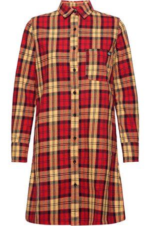 Dickies Kvinna Klänningar - New Iberia Dress Dresses Shirt Dresses