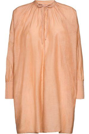 YAS Siran Over Shirt - Icon Tunika Orange