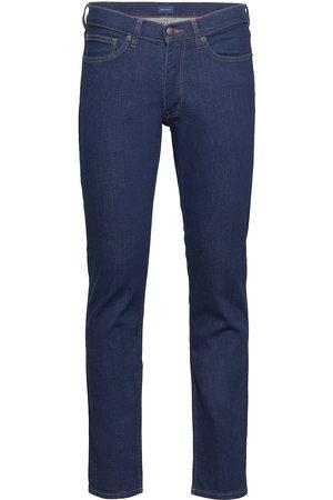 GANT Slim Jeans Slimmade Jeans