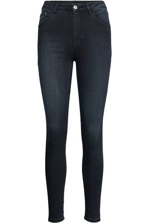 DESIRES Kvinna High waist - Jeans - Lola High Power Skinny Jeans