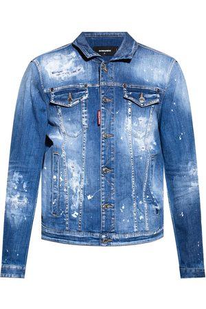 Dsquared2 Raw-edge jacket