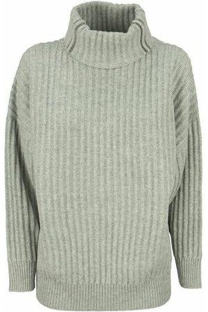 Brunello Cucinelli Cashmere turtleneck sweater with monili