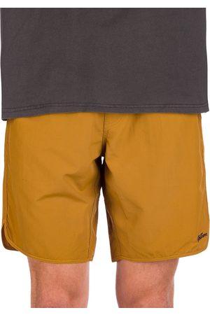 Volcom Eddison Ew 18 Shorts golden brown
