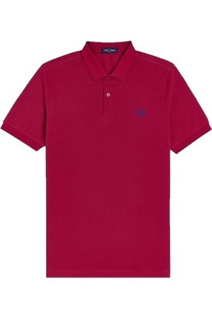 Fred Perry Slim Fit Plain Polo