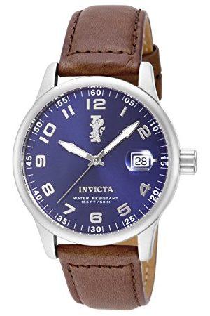 Invicta 15254 I-Force herrarmbandsur rostfritt stål kvarts blå urtavla