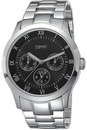 Esprit Kvartsklocka för män ES103732007 med metallrem