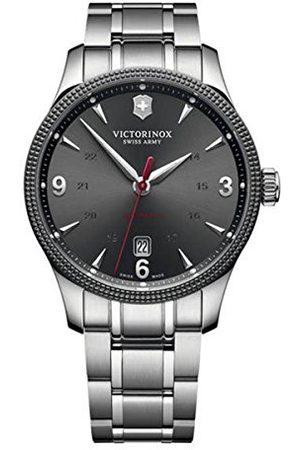 Victorinox Unisex analog automatisk klocka med rostfritt stål armband 241714.1