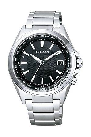 Citizen Man Klockor - Armbandsur för män RADIO CONTROLLED analog kvarts titan CB1070-56E