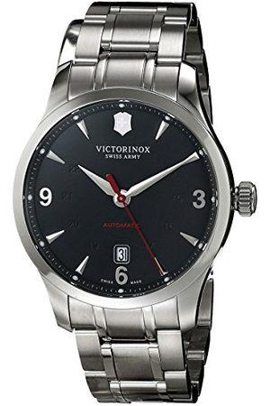 Victorinox Man Klockor - Herr analog automatisk klocka med rostfritt stål armband 241669