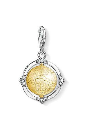 Thomas Sabo Unisex berlock-berlock vintage världskula 925 sterlingsilver 1711-849-39