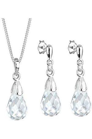 Elli 0901280612_55 sterlingsilver 925 smyckesset – 55 cm längd