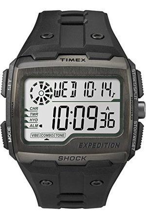 Timex Unisex armbandsur rutnät stöt analog TW4B02500