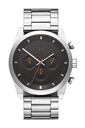 MVMT Herr analog kvartsklocka med rostfritt stål armband 2800046-D