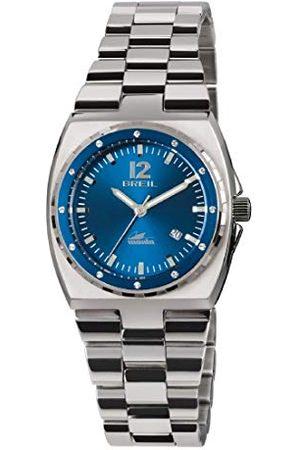 Breil Kvinna Armband - Dam analog kvartsklocka med rostfritt stål armband TW1545