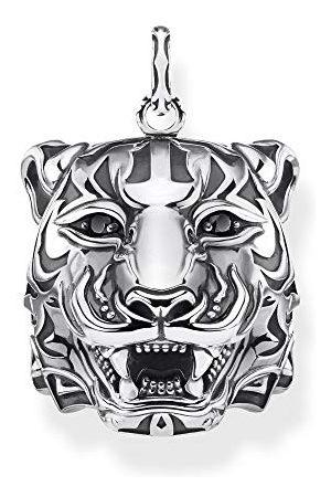Thomas Sabo Unisex sterling silver kubisk zirkonia nyckelring – PE887-643-11