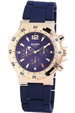 Akzent Man Armband - Herr analog kvartsklocka utan armband SS8803000014
