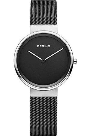 Bering Damer analog kvarts klocka med rostfritt stål armband 14531-102