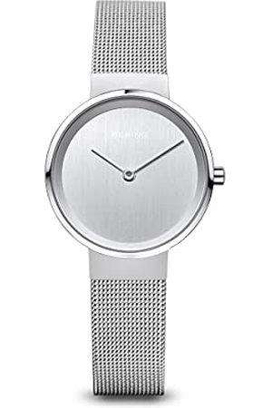 Bering Unisex-armbandsur analog kvartsur med rostfritt stål armband armband 31 mm