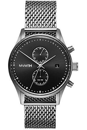 MVMT Herr multiurtavla kvartsur med rostfritt stål armband D-MV01-S2