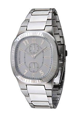Morellato Time herr kvartsklocka med urtavla analog display och rostfritt stål armband SZ6005