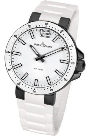 Jacques Lemans Unisex-armbandsur Milano analog silikon 1-1709P