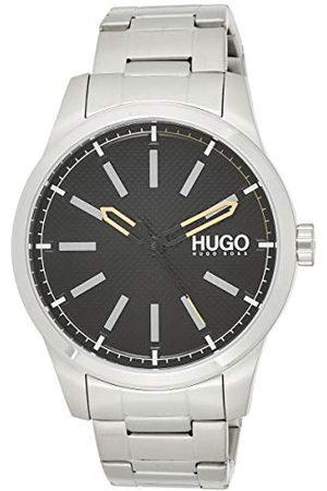HUGO BOSS Analog kvartsklocka för män med rostfritt stål 1530147